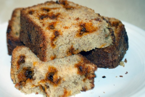 Amish Cinnamon Chip Bread